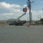 Afyonkarahisar'da 30 köyün enerji alt yapısı yenilendi