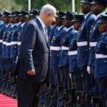 İsrail gözünü Afrika'ya dikti!