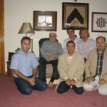 Eski futbolcular FETÖ elebaşı Gülen ile aynı karede