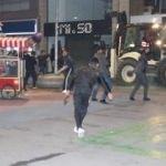 Bakırköy'de gerginlik! Polis müdahale etti