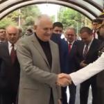 Başbakan, askerlik yaptığı birliği ziyaret etti