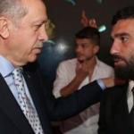 Erdoğan'dan çarpıcı Milli takım yorumu