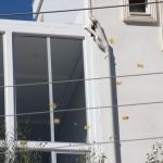 Bodrum'da okula silahla ateş açıldı