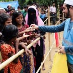 İDDEF Arakanlı müslümanlara çadır kent kuruyor