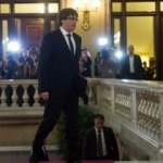 Katalonya'dan sürpriz bağımsızlık açıklaması