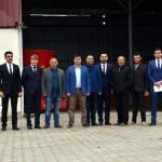 TKDK Başkanı Antalyalı Kastamonu'yu ziyaret etti