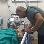 Motosikletini tamir etmediğini öne sürdüğü ustayı silahla yaraladı