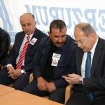 Başbakan Yardımcısı Akdağ'dan şehit ailesine taziye ziyareti