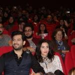 """""""İlk Öpücük"""" filminin özel gösterimi Ankara'da yapıldı"""