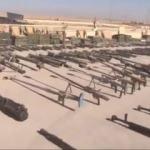 Sığınaklarda İsrail ve NATO'ya ait silahlar çıktı!