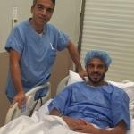 Evkur Yeni Malatyasporlu Aytaç Kara, ameliyat edildi