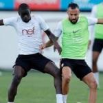 Galatasaray derbi taktiği çalıştı