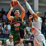 FIBA Şampiyonlar Ligi'nde 2'de 2 yaptık