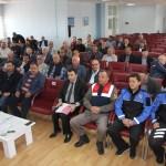 Suluova'da  servis şoförlerine eğitim semineri