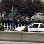 Ankara Büyükşehir Belediyesi'nde polis önlemi!