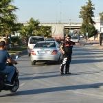Antalya'da motosiklet uygulaması