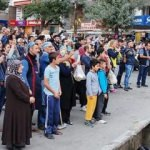 Yer: Ankara... Herkes telefonlara sarıldı!