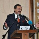 TOBB Başkanı Hisarcıklıoğlu Kastamonu'da