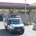 Cilvegözü sınır kapısı ticari TIR'lara açılıyor