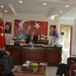 Büyükelçi Yunt, Kulu Belediye Başkanı Yıldız'ı ziyaret etti