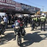 Bursa'da tramvay çalışmalarına esnaf tepkisi