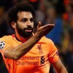Devler Ligi'nde haftanın futbolcusu Salah
