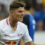 Leipzig, Stutgart'ı tek golle geçti