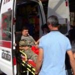 Sınırda zırhlı araç devrildi: Yaralı askerler var