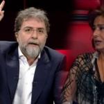 Yıldız Tilbe'den Ahmet Hakan'a erkek değilsin çıkışı