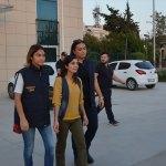 Terör örgütü şüphelisi anne ile kızı yakalandı