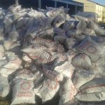 Ulaş'ta ihtiyaç sahibi ailelere kömür yardımı