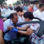 Adana'da kuyumcuya silahlı saldırı