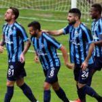 Adana Demirspor penaltılarla turladı
