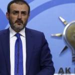 AK Parti Sözcüsü Ünal'dan Gökçek açıklaması