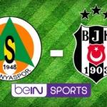 Alanyaspor - Beşiktaş maçı internetten CANLI takip! Periscope yayınları...