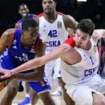 Anadolu Efes CSKA'ya diş geçiremedi