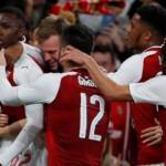 Arsenal ecel terleri döktü