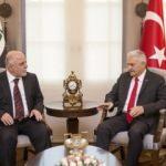 Başbakan Yıldırım: Yanlış hesap Bağdat'tan döndü
