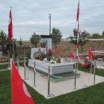 Şehit Emrah Çeçen mezarı başında anıldı