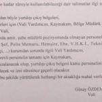 Edirne'de memurlara, yurt dışına çıkışta yeni şart