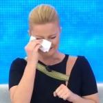 Müge Anlı 7 yıldır yayınladığı programda ilk kez başarısız oldu, gözyaşlarını tutamadı