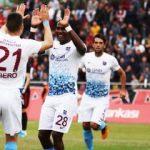 Trabzonspor'dan kupada gol yağmuru!