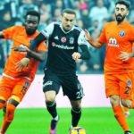 Beşiktaş-Başakşehir maçında ilk 11'ler