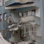 Şanlıurfa'da yıkım sırasında çökme
