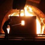 'Çelik sektörü çift haneli büyüdü'