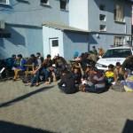 Elazığ'da 48 yabancı uyruklu yakalandı