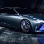Lexus gelecek planlarından ipucu verdi!