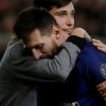 Messi ne olduğunu anlamadı