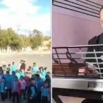 Öğretmenin hazırladığı video rekor kırıyor