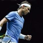 Rafael Nadal garantiledi!